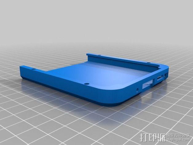 三星Galaxy Note 3外壳 3D模型  图3