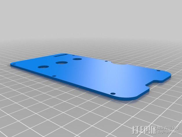 三星Galaxy Note 3外壳 3D模型  图4