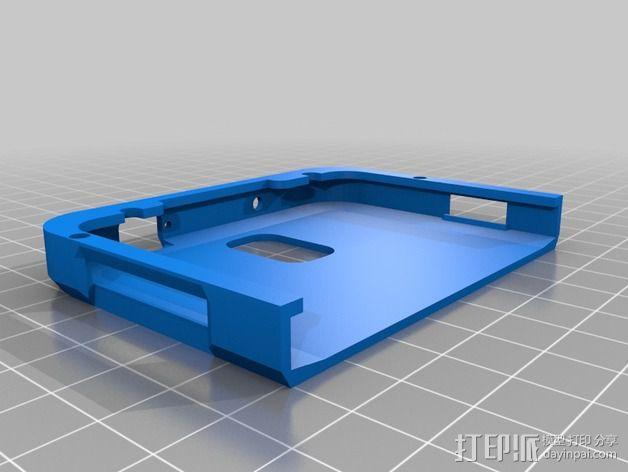 三星Galaxy Note 3外壳 3D模型  图2