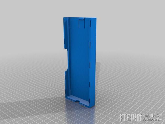 JamboxMini迷你蓝牙音箱外盒 3D模型  图2
