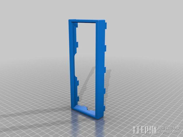 JamboxMini迷你蓝牙音箱外盒 3D模型  图3