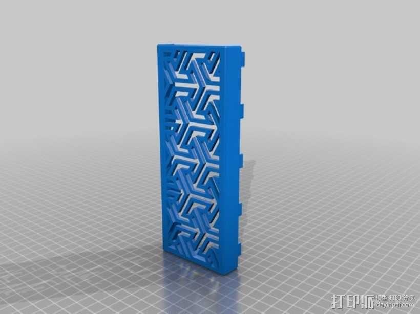 JamboxMini迷你蓝牙音箱外盒 3D模型  图5
