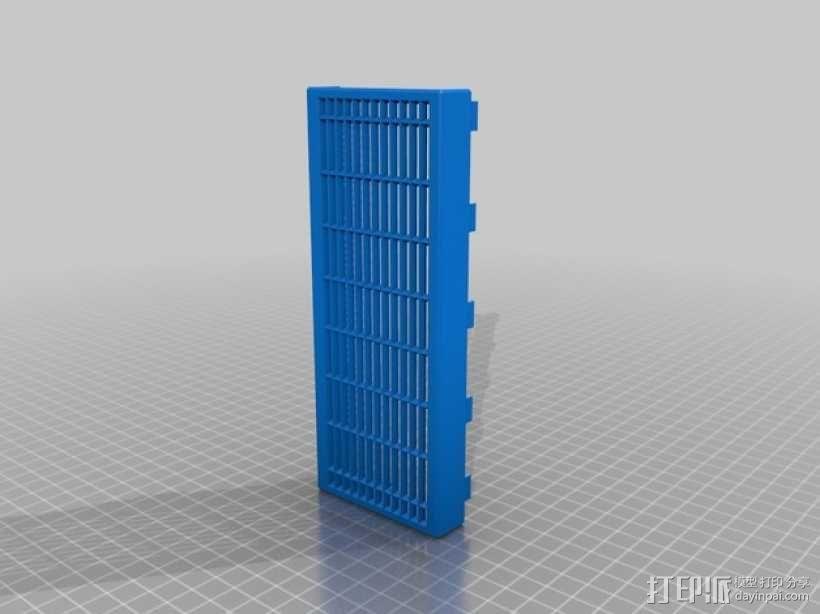 JamboxMini迷你蓝牙音箱外盒 3D模型  图6