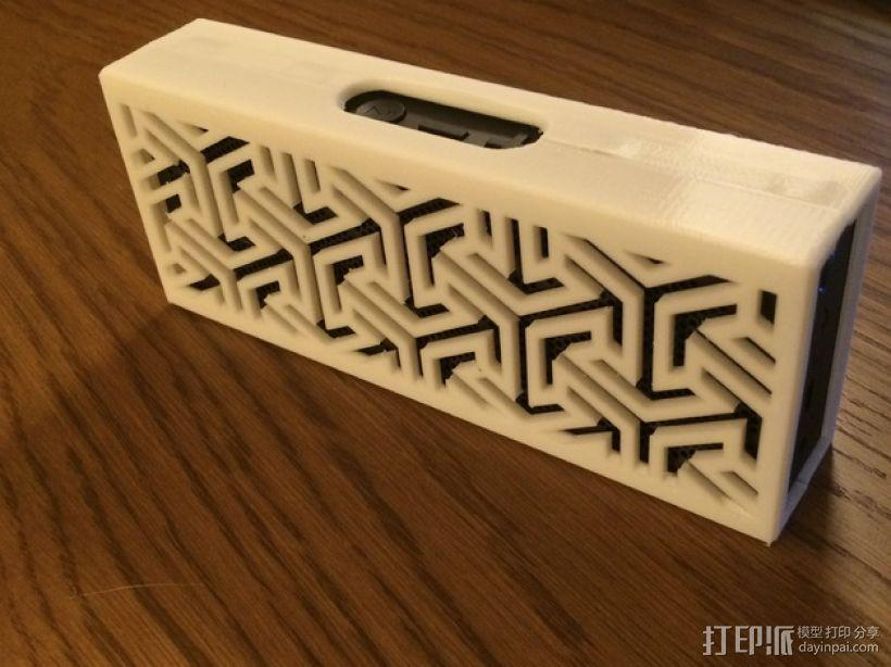 JamboxMini迷你蓝牙音箱外盒 3D模型  图7