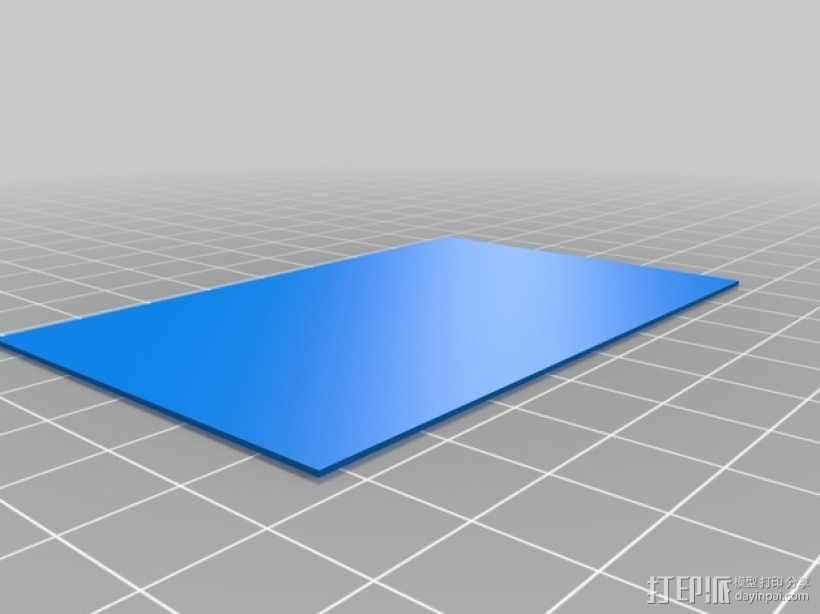 Iphone 4S 大佛外壳 3D模型  图2