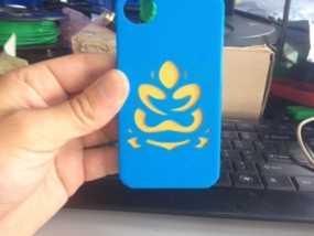 Iphone 4S 大佛外壳 3D模型