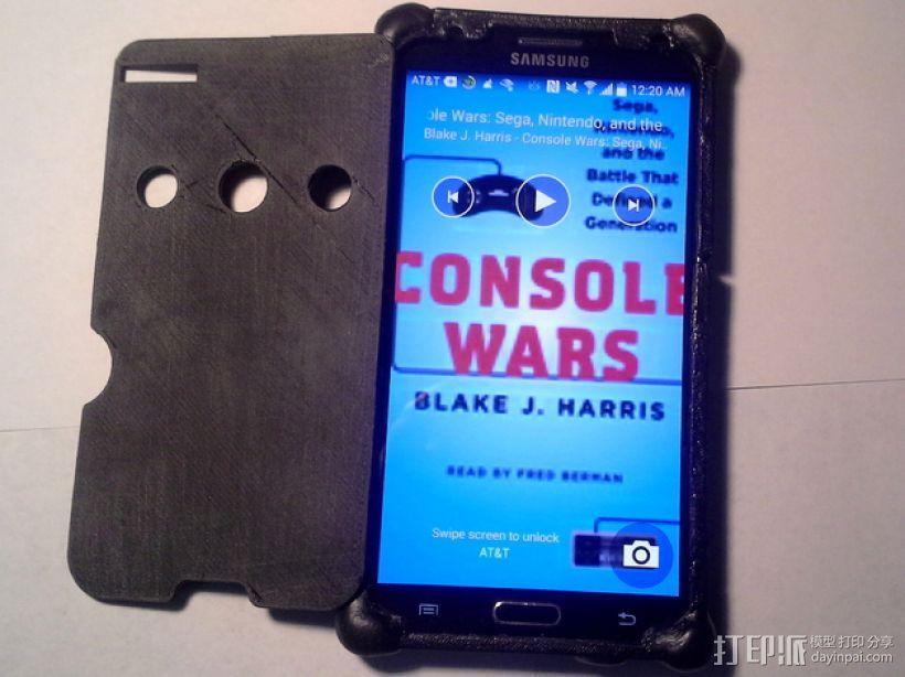 三星Galaxy Note 3 手机外壳 3D模型  图1