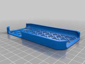 iPhone手机保护外壳 3D模型