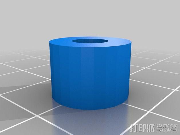 悬挂式相机架 3D模型  图7