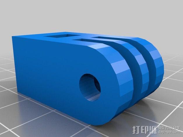 悬挂式相机架 3D模型  图6