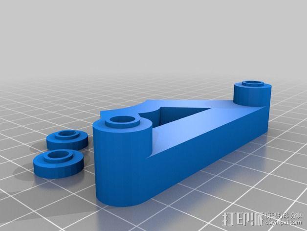 悬挂式相机架 3D模型  图8