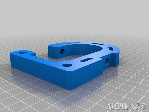 悬挂式相机架 3D模型  图10