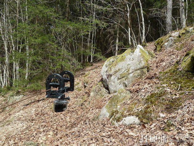 悬挂式相机架 3D模型  图12