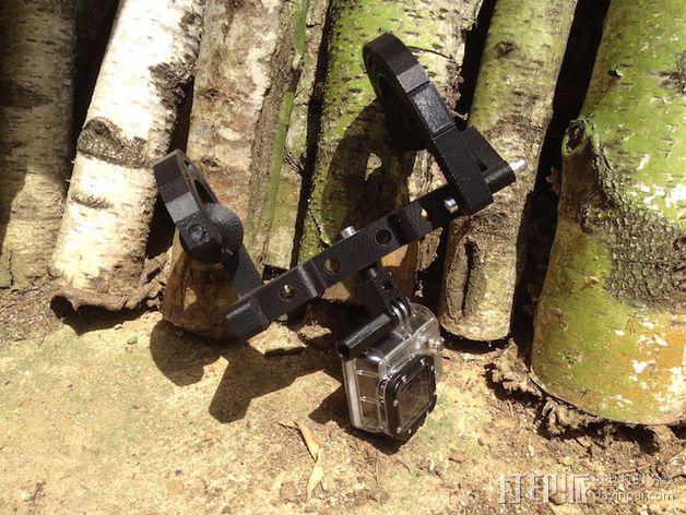 悬挂式相机架 3D模型  图13