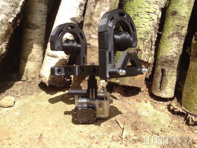 悬挂式相机架 3D模型  图15