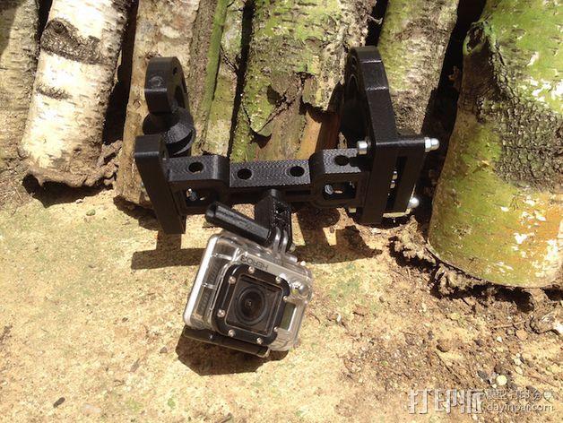 悬挂式相机架 3D模型  图14