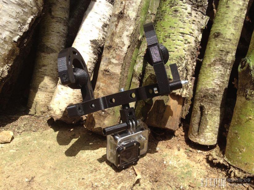 悬挂式相机架 3D模型  图16
