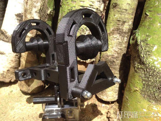 悬挂式相机架 3D模型  图21