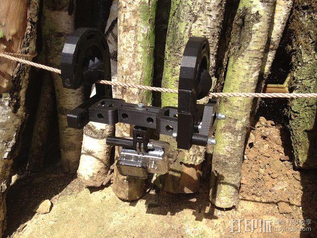 悬挂式相机架 3D模型  图20