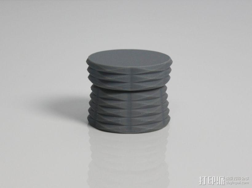 容器 盒子 镜片盒 3D模型  图1
