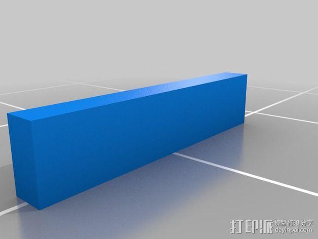 电缆收纳器 3D模型  图4