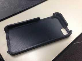 iPhone 5C手机保护壳 3D模型
