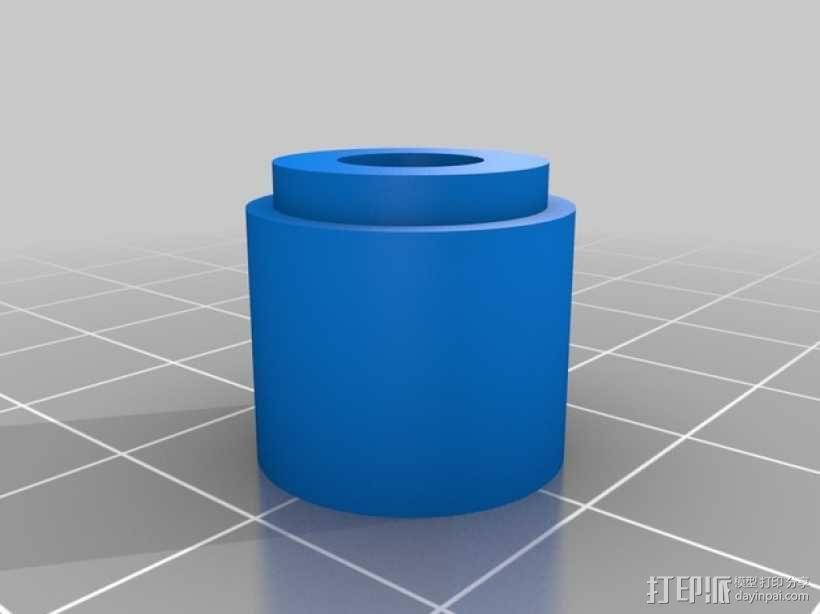 刻字机 画图机 3D模型  图3
