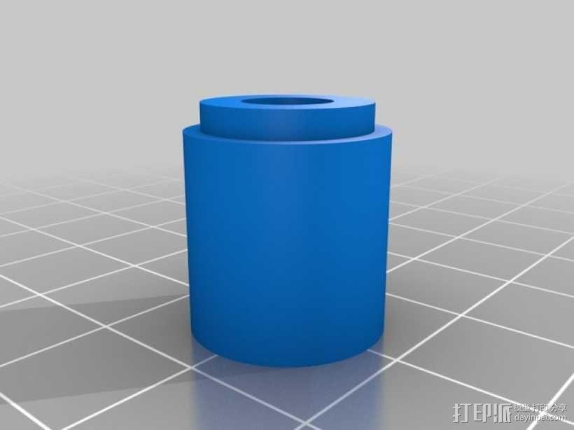 刻字机 画图机 3D模型  图5