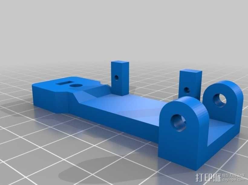 刻字机 画图机 3D模型  图4