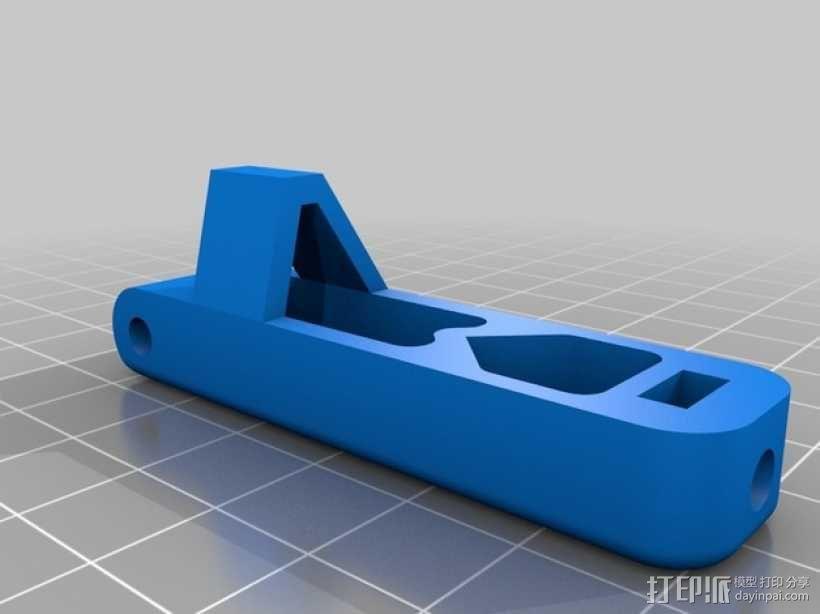 刻字机 画图机 3D模型  图6