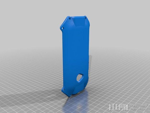 HTC ONE手机外壳 3D模型  图11