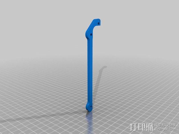 HTC ONE手机外壳 3D模型  图12
