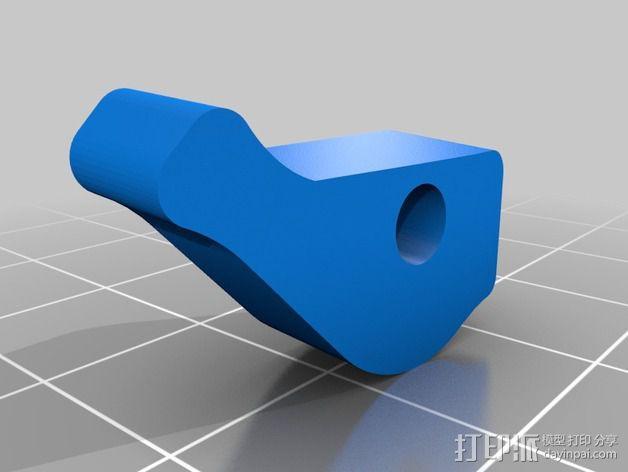 HTC ONE手机外壳 3D模型  图14