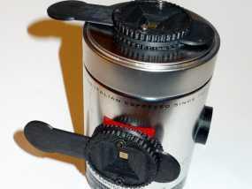 咖啡罐摄像机 3D模型
