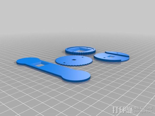 咖啡罐摄像机 3D模型  图13