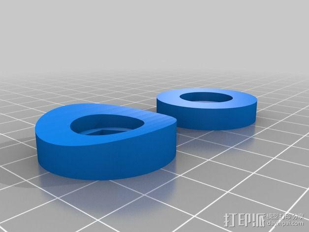 咖啡罐摄像机 3D模型  图14