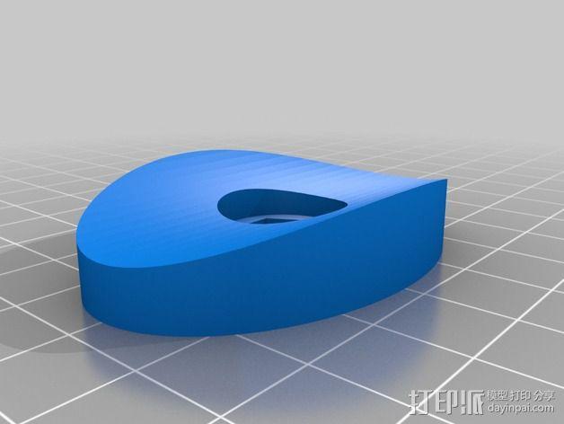 咖啡罐摄像机 3D模型  图16