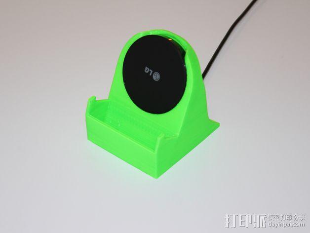 LG G2 手机充电座 3D模型  图7