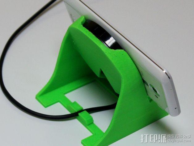 LG G2 手机充电座 3D模型  图6