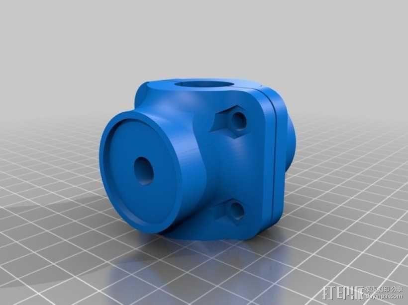 相机稳定器 3D模型  图5