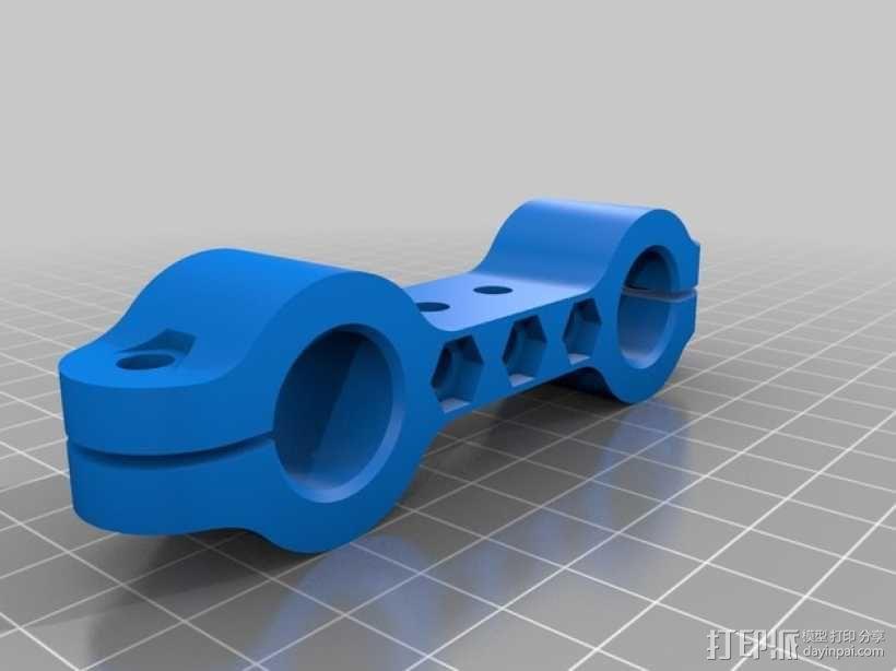 相机稳定器 3D模型  图8