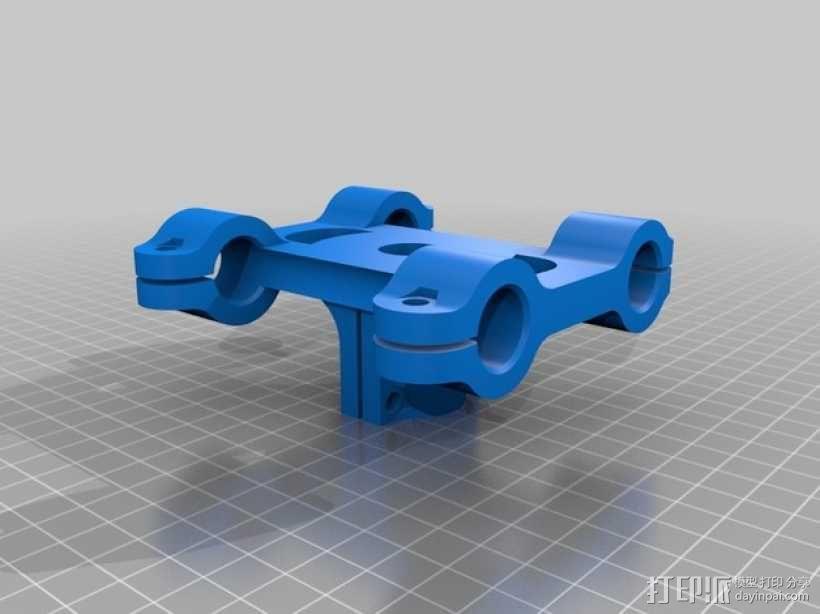 相机稳定器 3D模型  图9