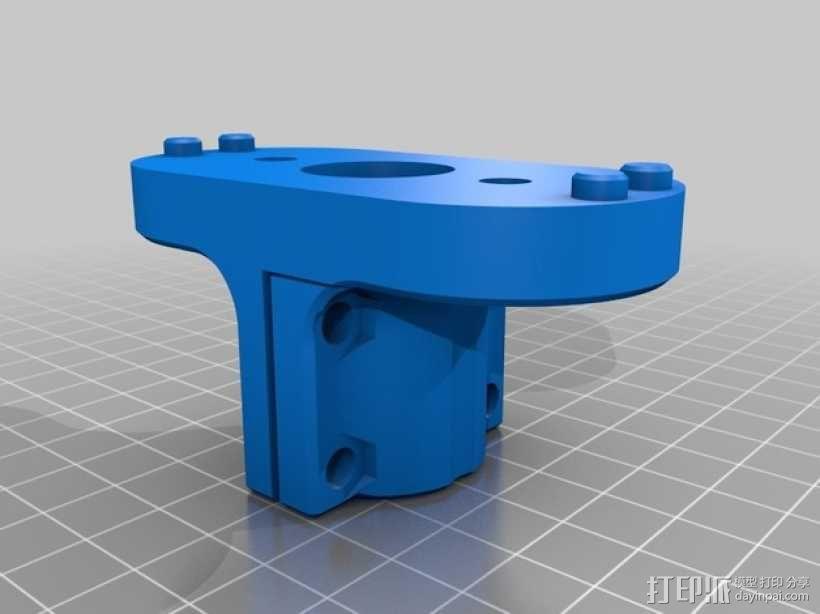 相机稳定器 3D模型  图10