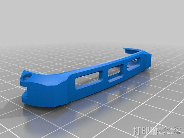 nexus 5手机边框保护壳 3D模型  图3