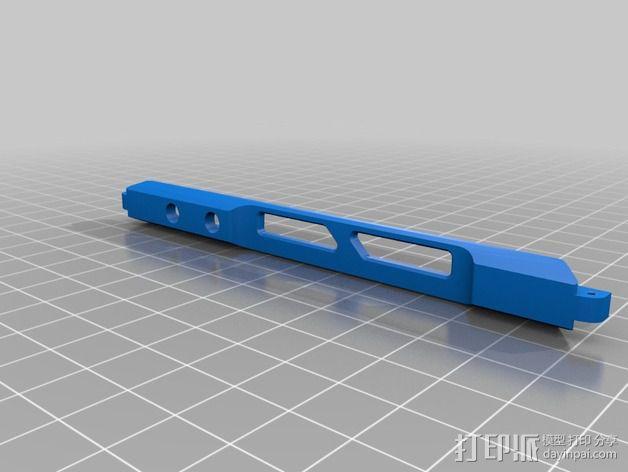 nexus 5手机边框保护壳 3D模型  图6