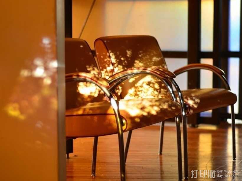 尼康相机闪光灯罩 3D模型  图10