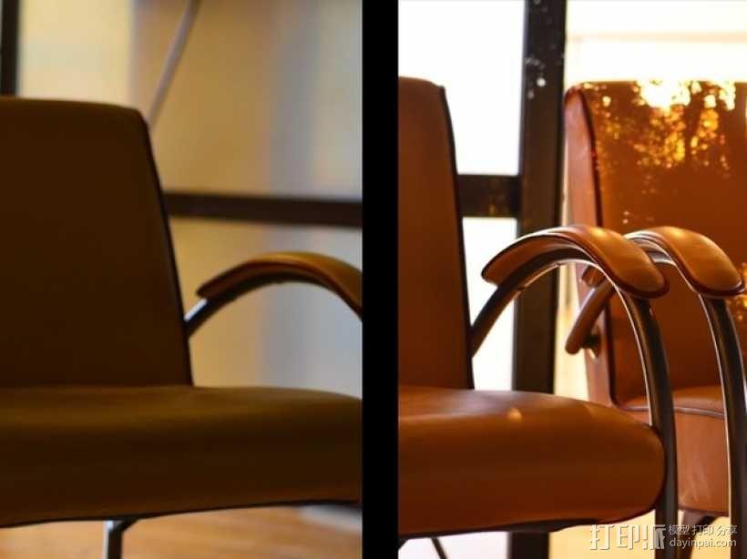 尼康相机闪光灯罩 3D模型  图12