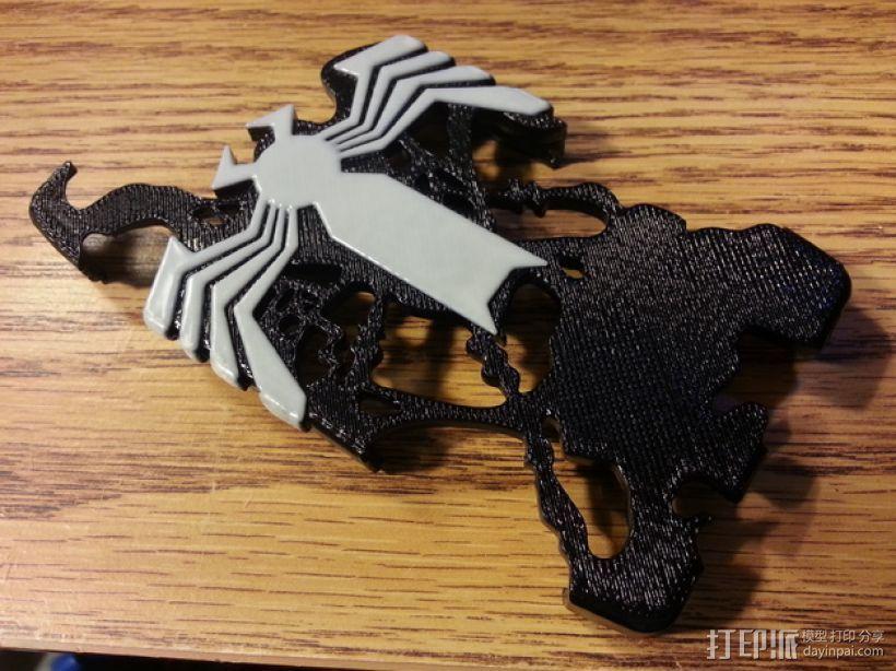 摩托罗拉Droid Razer 手机外壳 3D模型  图4