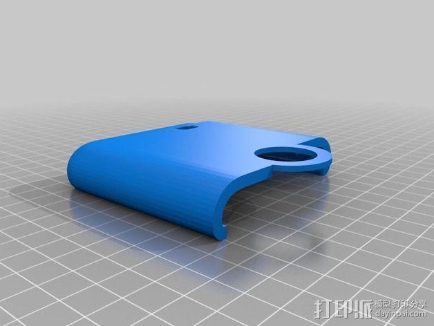 三星Galaxy Note 2 手机保护套 3D模型  图5