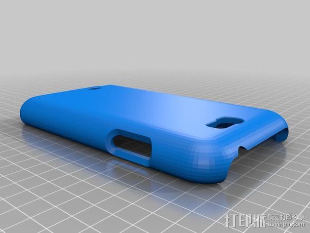 三星Galaxy Note 2 手机保护套 3D模型  图13